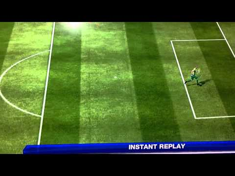 Surprising Goal by Petr Cech!!! FIFA 13