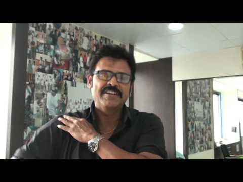 Super Star Venkatesh on Dr aijaz