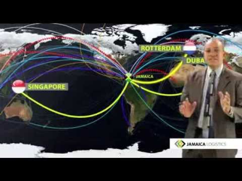 Jamaica's Global Logistics Hub initiative
