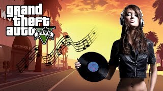 """GTA 5 Funny Moments: Songs In Real Life! """"GTA 5 Music Mix"""