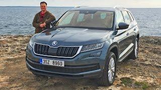 Test Drive 2017 Skoda Kodiaq. YouCar Car Reviews.