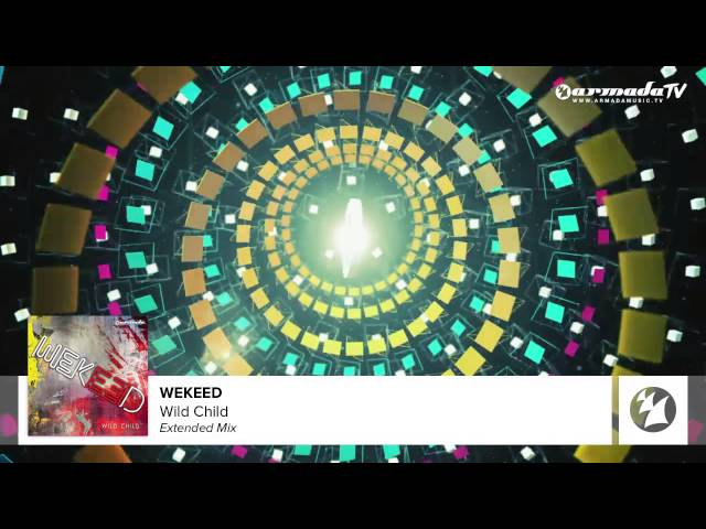 WEKEED - Wild Child (Extended Mix)