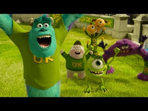 Monsters University Trailer 3, Monsters University opens in theatres in 3D June 21!