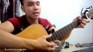 ANH CỨ ĐI ĐI - Hướng Dẫn đệm hát Full Hợp Âm (Tú Hoàng Guitar)