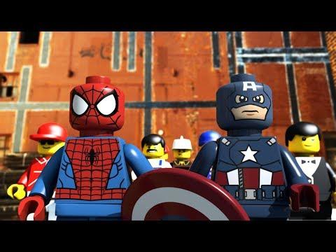 Cuộc Xâm Lược Lego ( Fan Lego Điểm Danh )