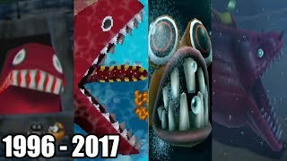Evolution of EELS in Mario Games ( 1996 - 2017)