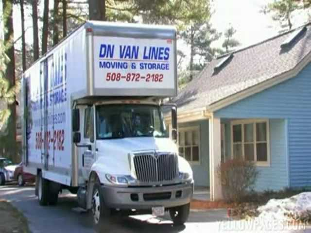 Boston Movers Company Video