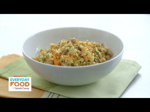 Homemade Pork Fried Rice - Everyday Food with Sarah Carey