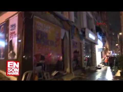 Beşiktaş'ta Berkin Elvan protestosu
