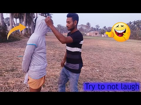 Must watch new top funny video😋😋best comedy video 2020 | try to not laugh | episode-04 | sd funny tv