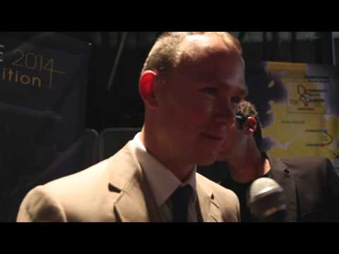 Chris Froome on the 2014 Tour de France route and riding with Bradley Wiggins