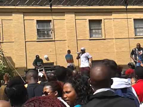 BIG NUZ @CPUT BY ISHMAEL NTLABATI