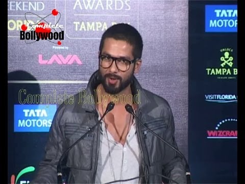 Hrithik Roshan, Shahid Kapoor, Farhan Akhtar at the IIFA Press Conference Part 2
