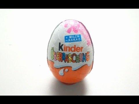 Trò chơi bóc trứng socola quà tặng bất ngờ cho bé gái  phiên bản mới