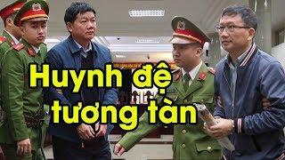 Xử Đinh La Thăng, các bị cáo cãi nhau như mổ bò giữa tòa, Nguyễn Phú Trọng gật gù đắc ý