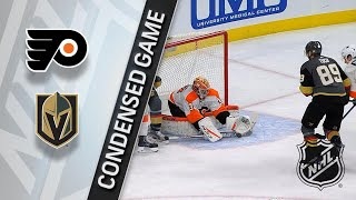 02/11/18 Condensed Game: Flyers @ Golden Knights