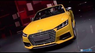 Audi en el Salón de París