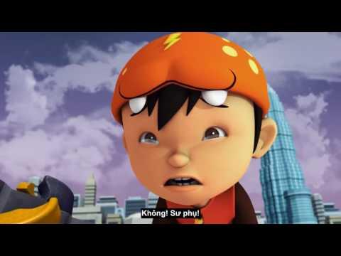 [ Vietsub ] BoBoiBoy - Phần 1 - Tập 9b