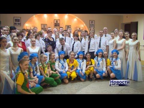 Бердские полицейские успешно выступили на фестивале самодеятельного творчества сотрудников отделов МВД Новосибирской области