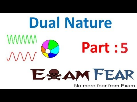 Physics Dual nature of radiation & Matter part 5 (Photoe electric effect) CBSE class 12