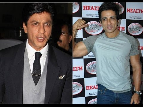Shah Rukh Khan jealous on Sonu Sood,latest film news
