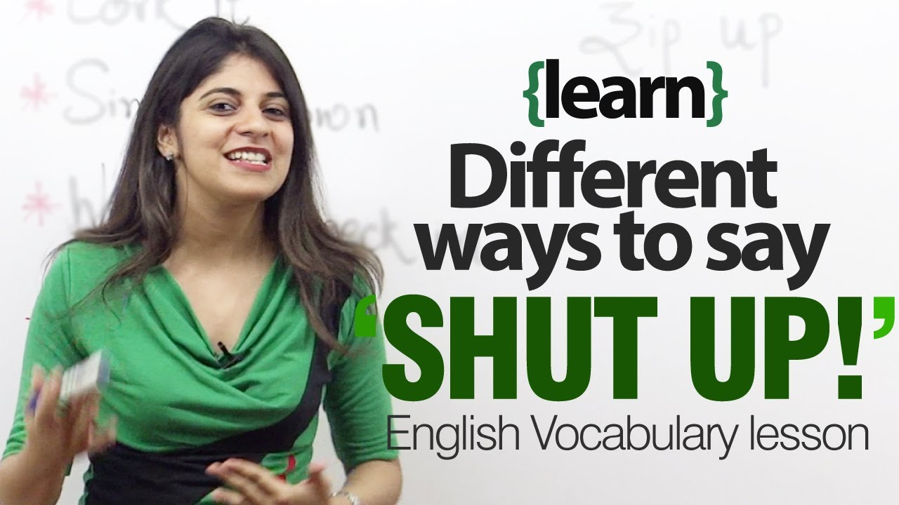 6 English Vocabulary Books - Learn a Language with Videos