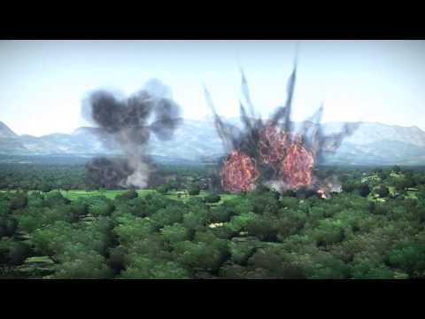 Chiến Tranh Thế Giới Được Thể Hiện Qua Trận Chiến Đức và Đồng Minh