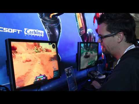 Carbine Studios Wildstar Preview: Action Combat, Gameplay details