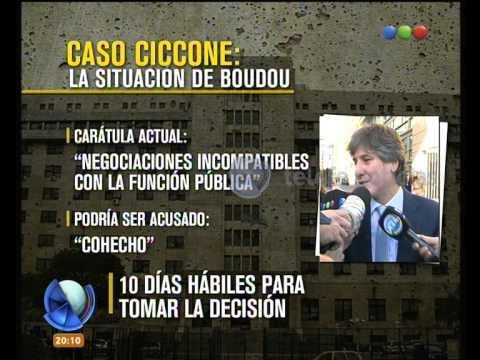 Caso Ciccone: las próximas indagatorias - Telefe Noticias