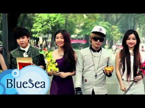 [Full HD] Liên Khúc Đón Xuân - Lee Thiên Vũ, V-Angels, Ryta, Loren-Kid [Official MV]