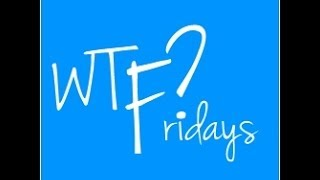 The Black Noona Speaks:WTF? Friday's Girls Day Are Doing It Edition #75