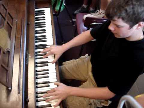 Sweet Home Alabama Piano