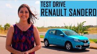 Test Drive Novo Renault Sandero 1.6 2015