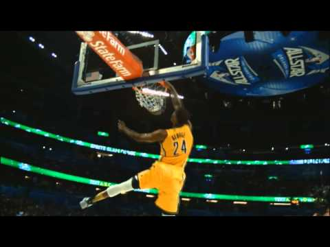NBA - Slam Dunk Contest 2014 Preview