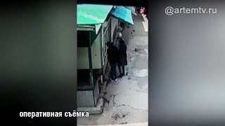 В Артеме завершено расследование разбойного нападения на пенсионерку