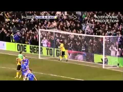 Frank Lampard Top 10 Goals Ever (With Commentary)