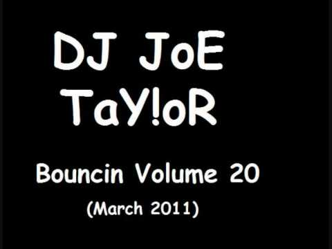 DJ JoE TaY!oR - Bouncin Volume 20 - D4 Productions Feat Adele - Rolling In The Deep