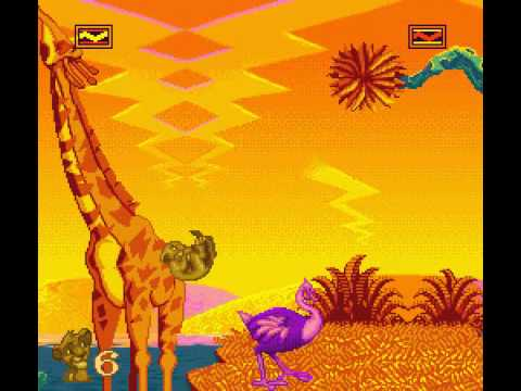 The Lion King - Lion King, The (SNES) - User video
