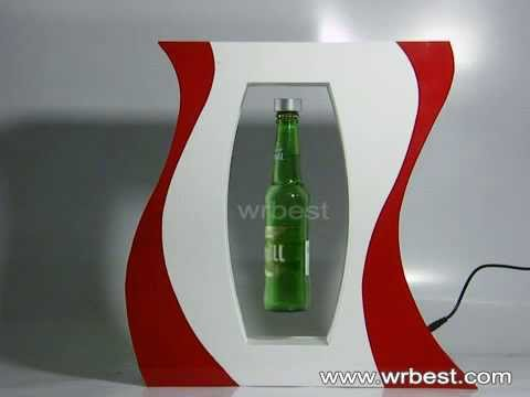 Magnetic levitating  bottle  ,Magnetic Floating  bottle