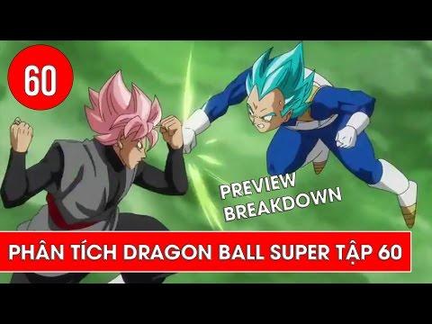 Phân tích Dragon Ball Super tập 60 : Danh tính thực sự của Black - Preview Breakdown