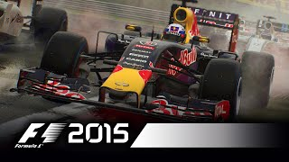 F1 2015 Launch Trailer