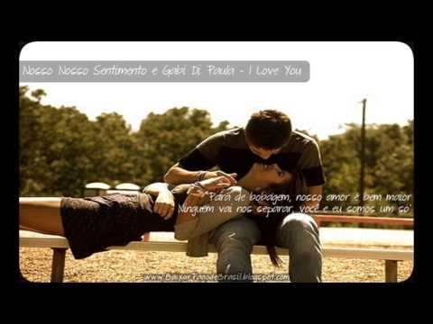 Nosso Sentimento e Gabi Di Paula - I Love You ♪♫ (DVD 2013)