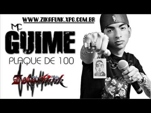 MC Guime Plaque de 100
