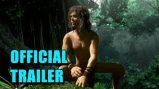 Tarzan Official Trailer #1 [HD]: Kellan Lutz
