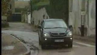 Essai auto LEXUS RX 400H videos