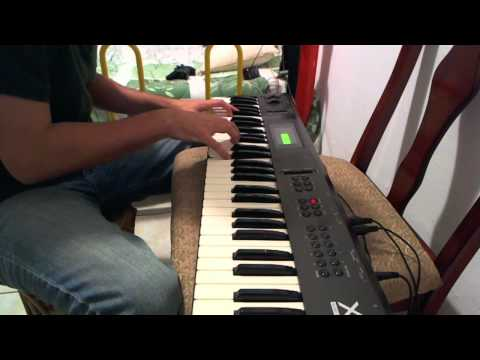 Zoé - Labios Rotos (Piano solo)