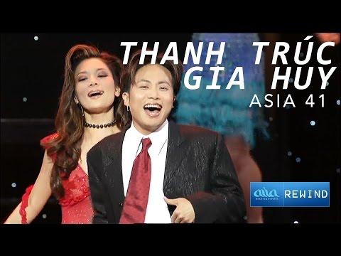 «ASIA 41» Mùa Hè Rực Rỡ - Thanh Trúc, Gia Huy [asia REWIND]