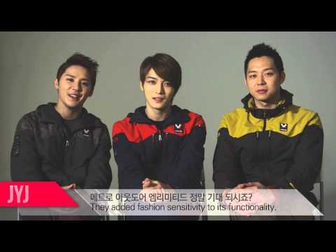 M-LIMITED with JYJ 2013 F/W Collection Making Film