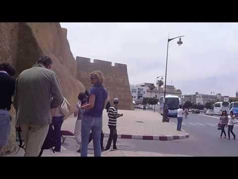 MOROCCO - El Jadida Medina Tour | Hidden Cam - Morocco Travel - Vacation, Tourism, Holidays [HD]