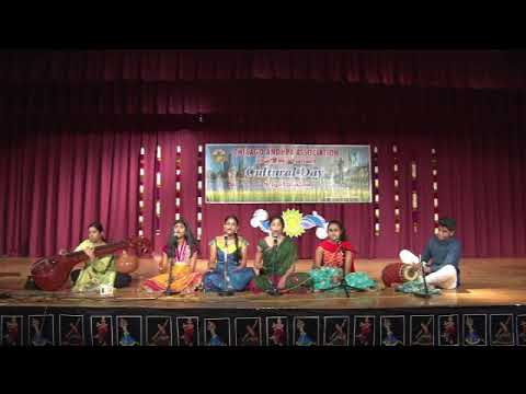 """CAA - 2017 AP Cultural Festival - Oct 14th 2017 - Item-22 """"Mahishasuramardhini Stotram"""""""
